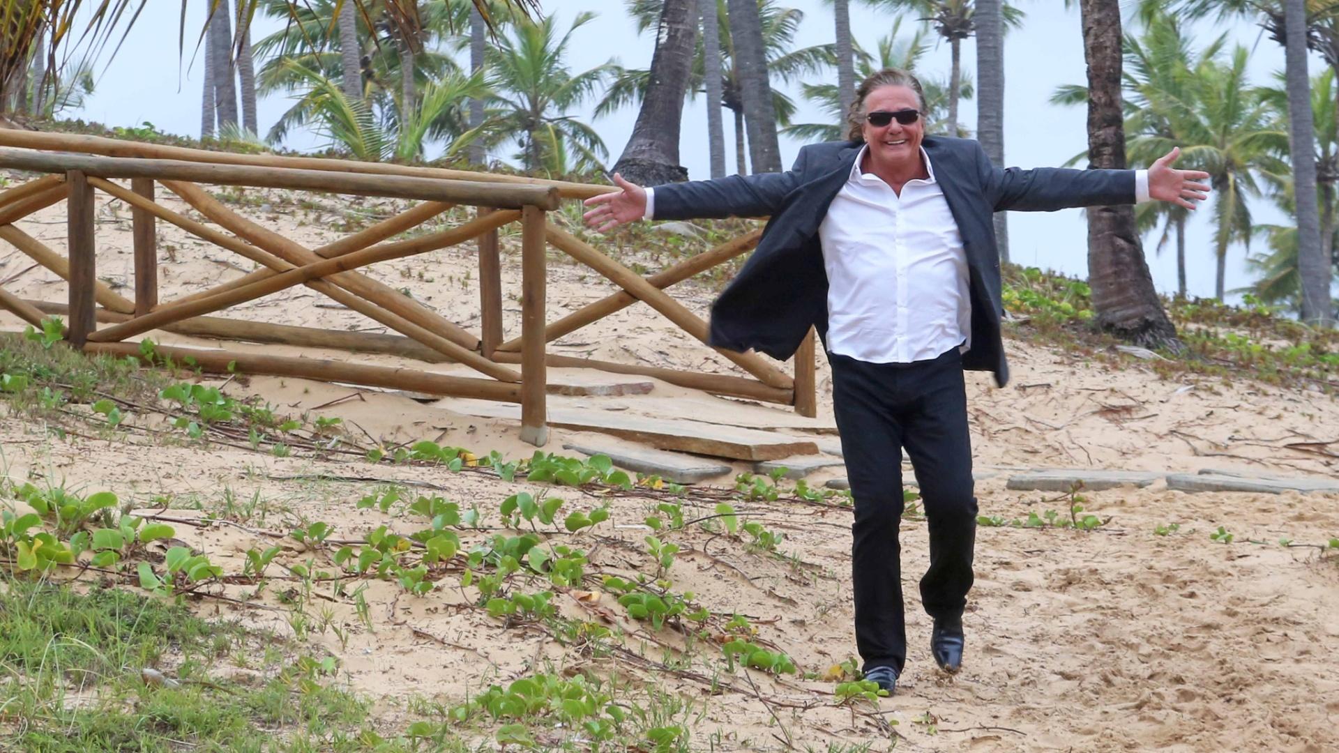 Fabio Jr. interpreta no filme