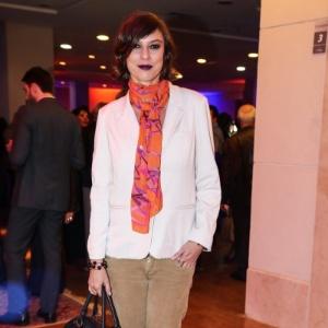 A atriz Maria Paula  - Manuela Scarpa/Photo Rio News