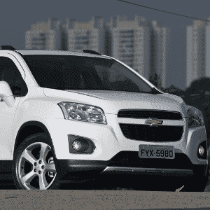 Chevrolet Tracker LTZ 2015 - Murilo Góes/UOL
