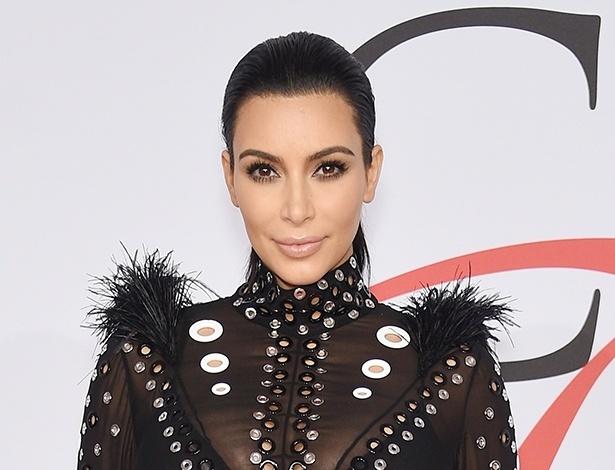 Kim Kardashian mudou bastante seu rosto ao longo dos anos - Getty Images