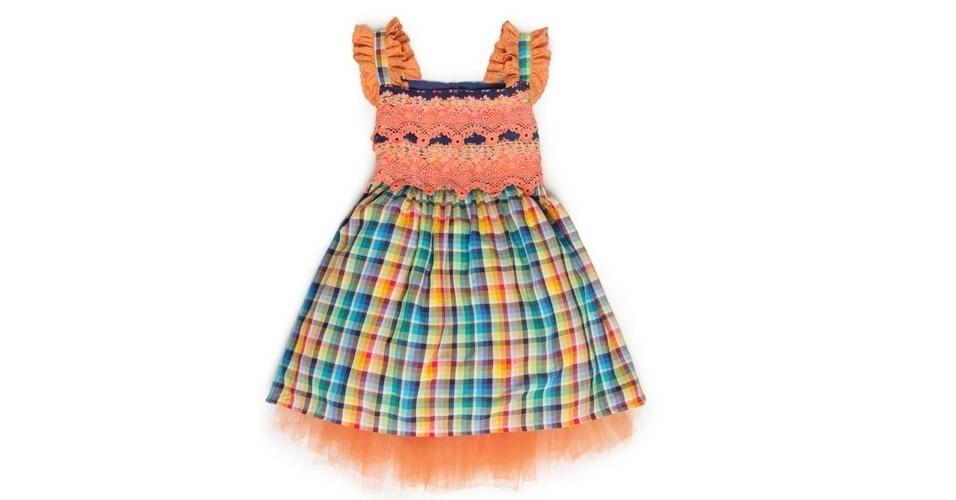 cde0a9b68e Vestido de festa junina