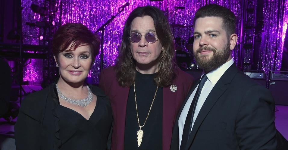 Jack Osbourne, filho do roqueiro Ozzy e Sharon Osbourne, já foi preso por uso de drogas e passou por várias clínícas de reabilitação para tratar do vício