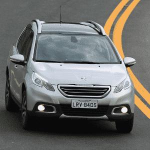 Peugeot 2008 Griffe 1.6 - Murilo Góes/UOL