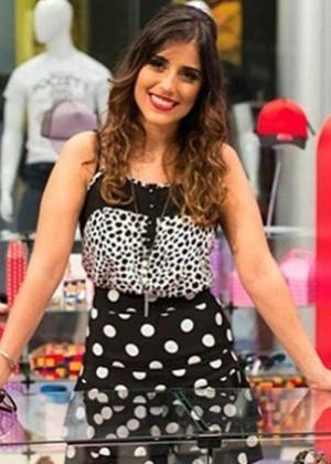 """Camilla Camargo como Isabellen de """"Partiu Shopping"""" do Multishow"""