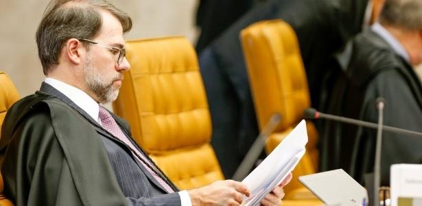 O ministro Dias Toffoli, do STF (Supremo Tribunal Federal)