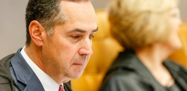 Barroso discorda do relator e pauta voto por impeachment de Collor  - Pedro Ladeira/Folhapress