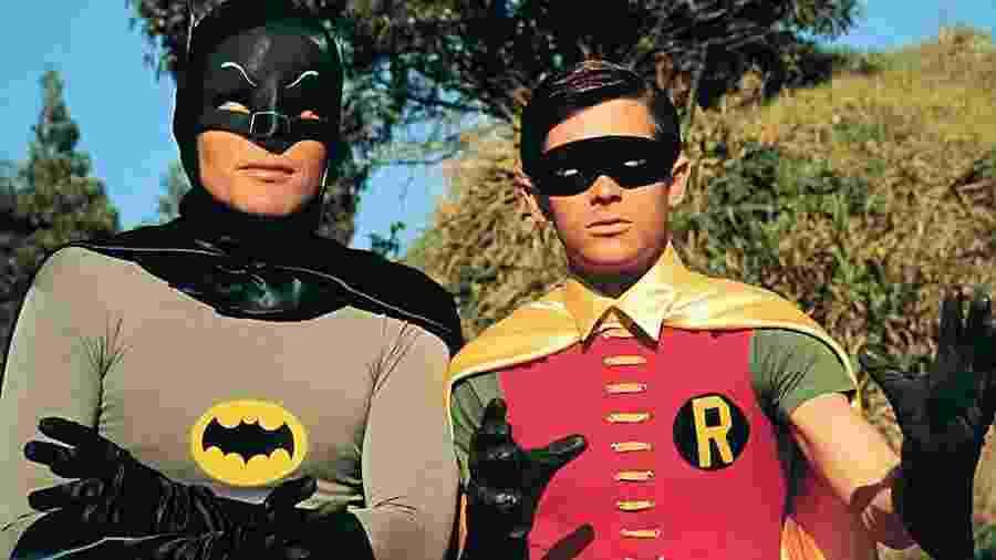 """""""Batman"""" (1966-1968) - Reprodução"""