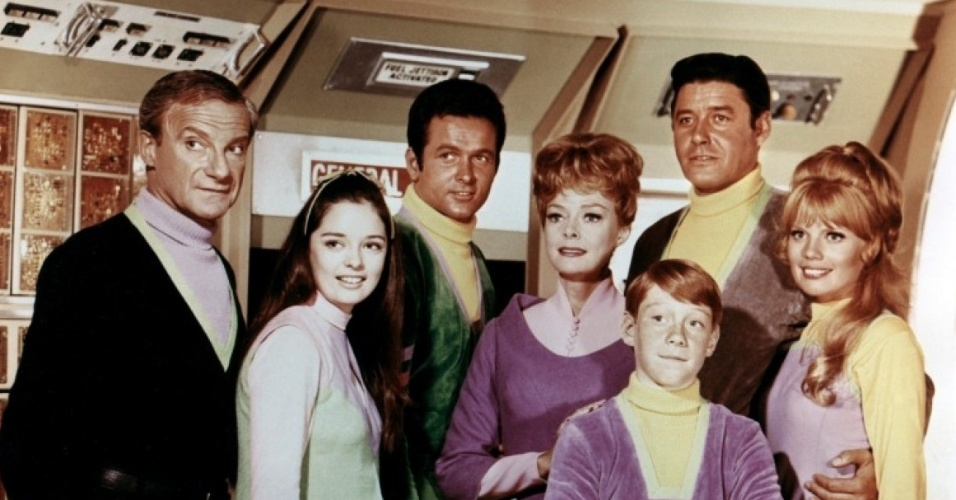 Elenco da série de TV Perdidos no Espaço (1965-1968)