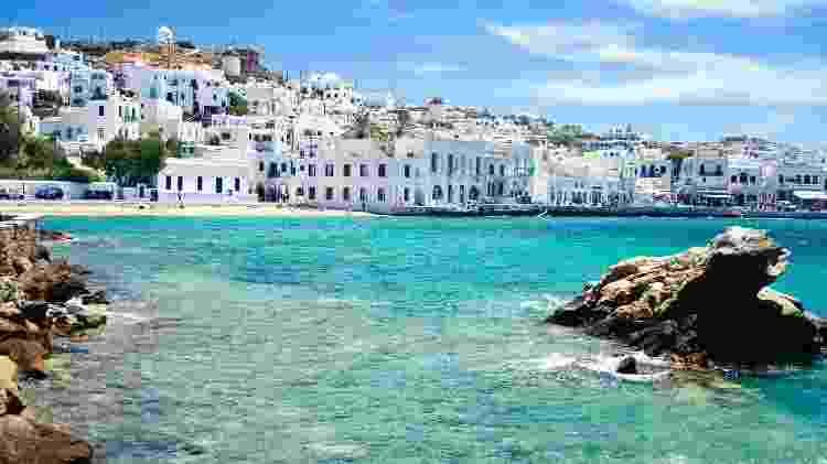 Mykonos - Getty Images - Getty Images