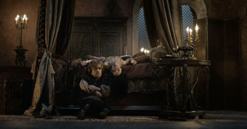 "Tyrion mata Shae em ""Game of Thrones"""