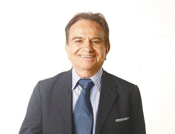 """12.jun.2015 -  José Messias foi responsável por criar o quadro """"Para Quem Você Tira o Chapéu""""."""