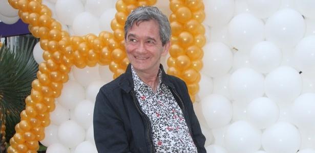"""Serginho Groisman, há 15 anos no """"Altas Horas"""" e há 15 anos líder de audiência na TV  - Thiago Duran/Agnews"""