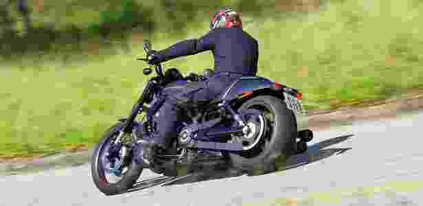 Harley-Davidson Night Rod Special 2015 - Mario Villaescusa/Infomoto - Mario Villaescusa/Infomoto