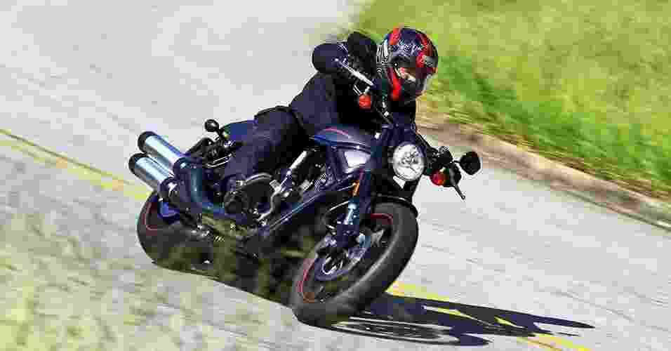 Harley-Davidson Night Rod Special 2015 - Mario Villaescusa/Infomoto