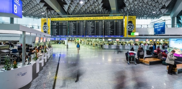 Atitudes simples deixam a travessia pelos aeroportos menos estressante - Getty Images