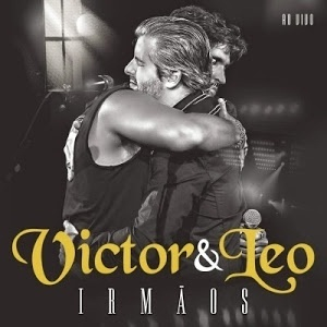 Capa do novo CD e DVD de Victor e Leo: