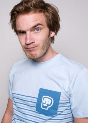 O YouTuber milionário Felix Kjellberg - Divulgação