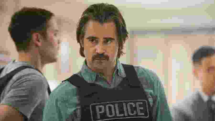 """Colin Farrell é Ray Velcoro na segunda temporada de """"True Detective"""" - Divulgação"""