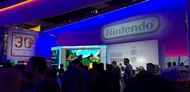 Com poucas novidades para Wii U, parece que a Nintendo já vai abandonar o console... - Pedro Henrique Lutti Lippe/UOL