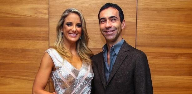 Ticiane Pinheiro e César Tralli começaram a namorar em 2014 - Manuela Scarpa/Photo Rio News