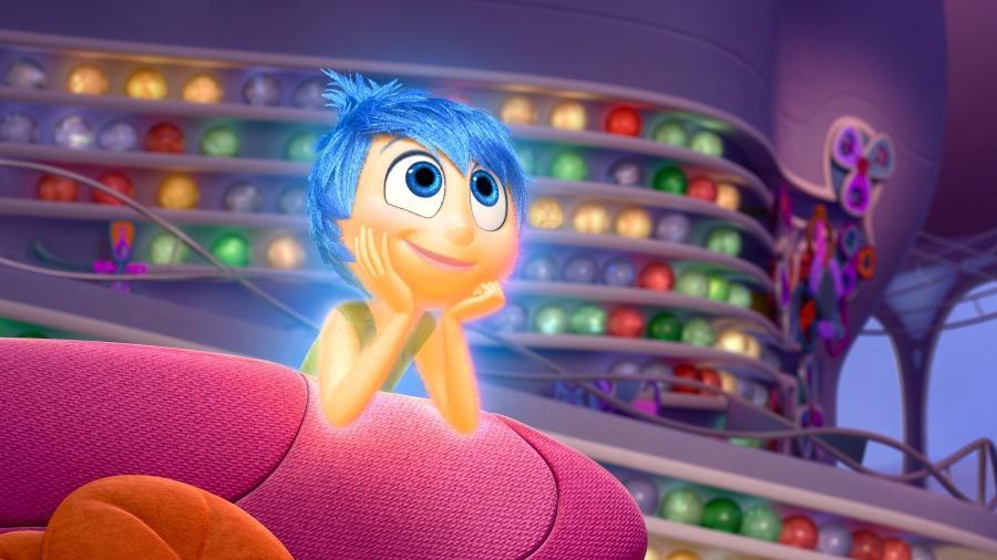 """Cena da animação """"Divertida Mente"""", da Pixar - Divulgação"""