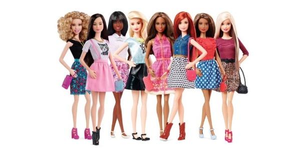 Ao todo, 23 bonecas representarão a diversidade das mulheres do mundo - Mattel