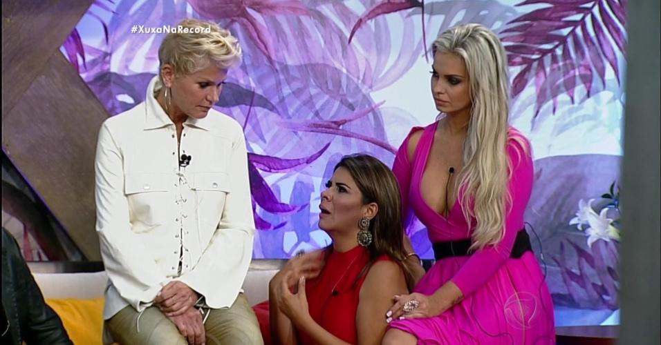 7.dez.2015 - A ex-apresentadora infantil Mara Maravilha disse que ganhou muito mais que R$ 2 milhões de