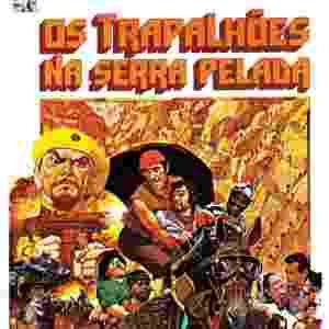 """""""Os Trapalhões na Serra Pelada"""", de 1982, também foi sucesso de público, levando quase 5 milhões de pessoas ao cinema - Divulgação"""