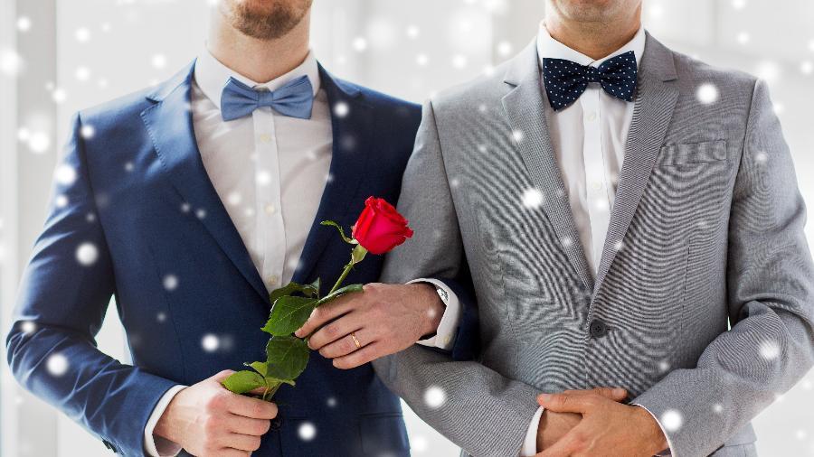 Amigos decidiram se casar para terem acesso a direitos só concedidos aos cônjuges - Getty Images
