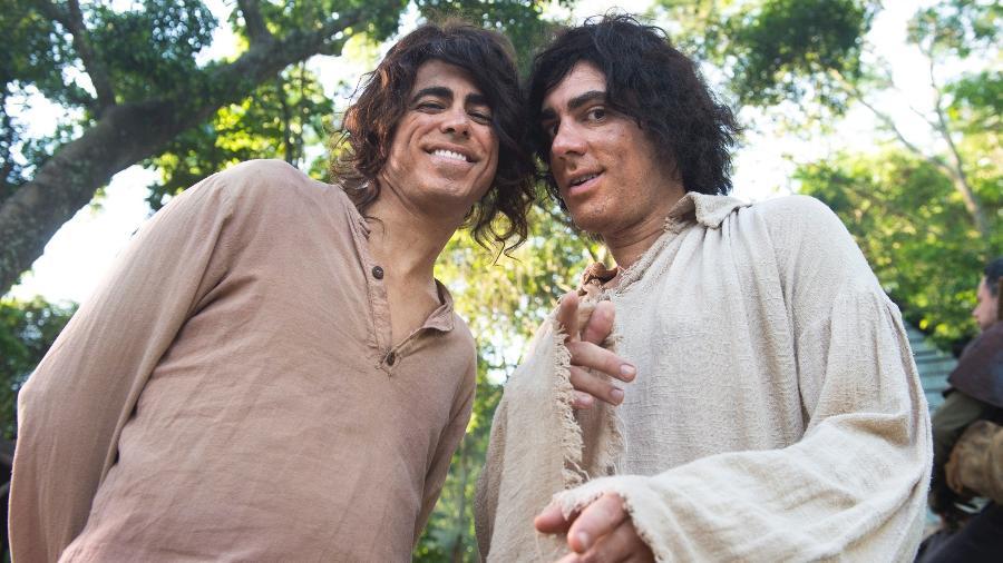 Marcius Melhem e Marcelo Adnet - Caiuá Franco/TV Globo