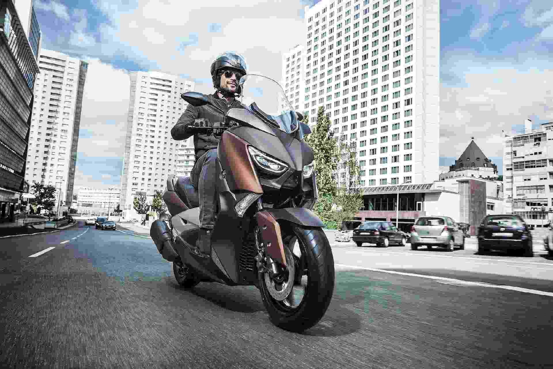 Yamaha X-Max 300 - Divulgação
