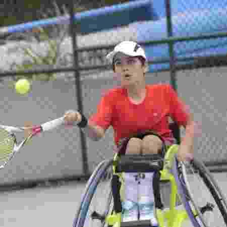 """Após """"Carrossel"""", João Lucas Takaki virou tenista e treina sonhando com Paraolimpíada - Victor Wang/Divulgação - Victor Wang/Divulgação"""