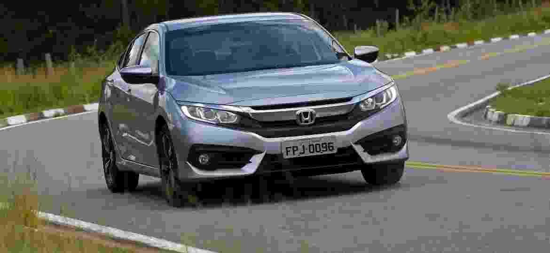 Sedã é único modelo da Honda entre os 10 mais procurados - Murilo Góes/UOL
