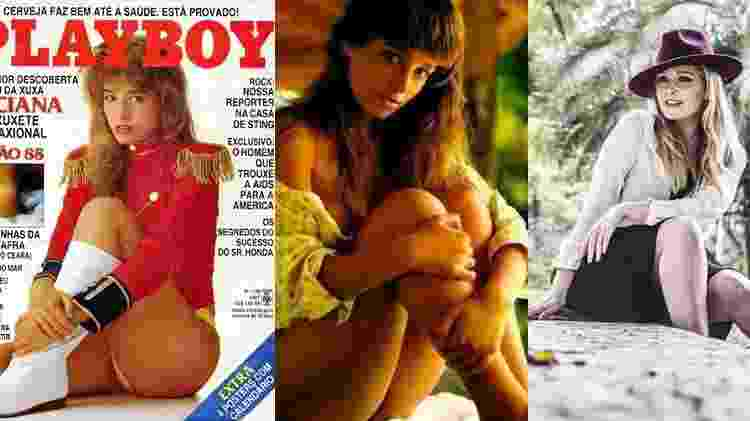 Reprodução/Playboy e Lucas Lima/UOL
