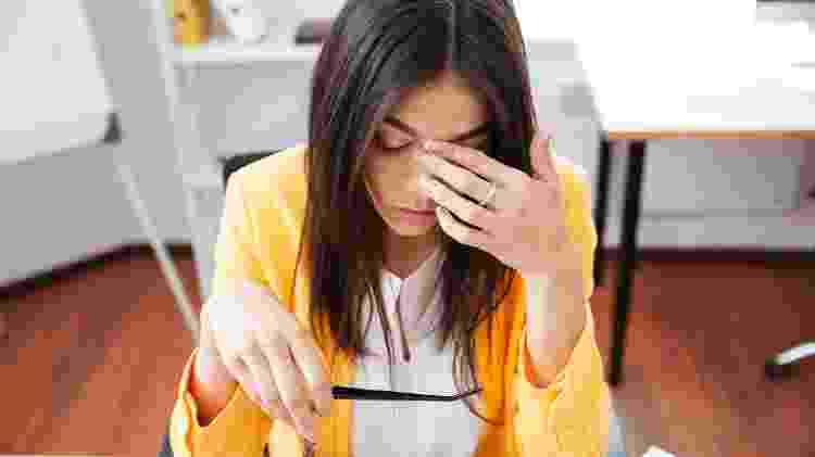 Nas mulheres, infarto nem sempre causa dor no peito e pode se manifestar na forma de cansaço excessivo e sem motivo aparente - iStock