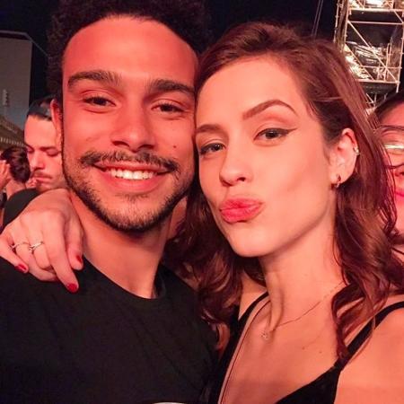 Sergio Malheiros e Sophia Abrahão - Reprodução/Instagram/sergio_malheiros