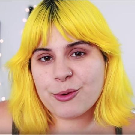 Luiza Junqueira do canal Tá Querida - Reprodução