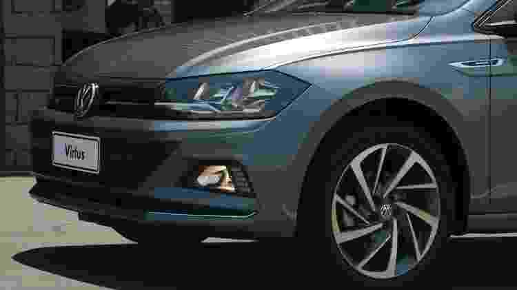 Volkswagen Virtus frente - Marcelo Ferraz/UOL - Marcelo Ferraz/UOL