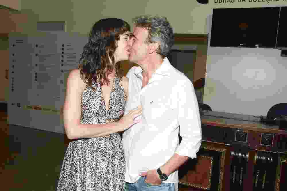 Alexandre Borges assume relacionamento com Tatiana Coelho - Amauri Nehn/Brazil News