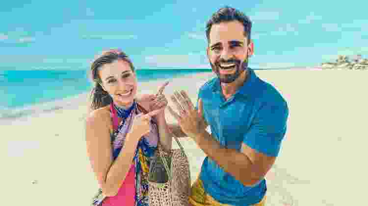 Antes ou depois do pedido de casamento, os viajantes podem se hospedar com desconto em Aruba - Divulgação/Autoridade de Turismo de Aruba - Divulgação/Autoridade de Turismo de Aruba