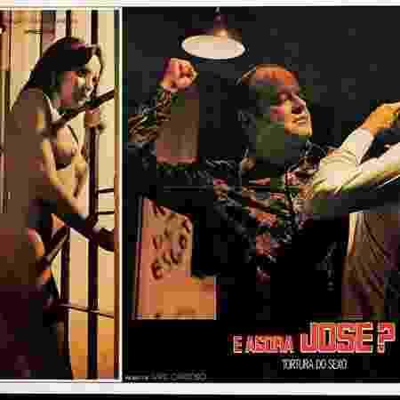"""""""E Agora José? - A Tortura do Sexo"""" (1979) - Cinemateca Brasileira/Divulgação - Cinemateca Brasileira/Divulgação"""