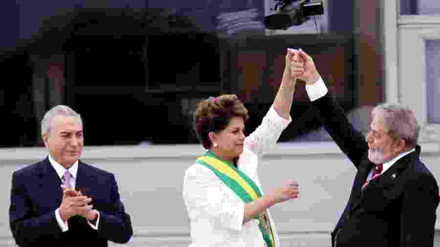 """Cena de """"Democracia em Vertigem"""" - Divulgação/Orlando Brito"""