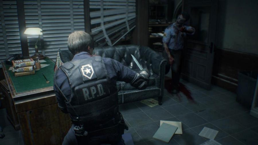 """O excelente remake de """"Resident Evil 2"""" nos fez pensar em outros jogos que mereciam esse cuidado na modernização - Divulgação"""