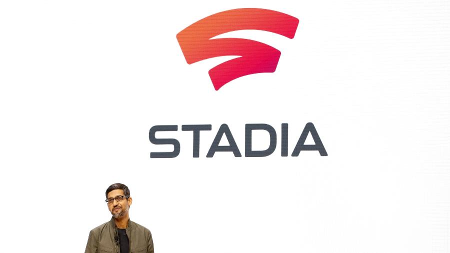 Google Stadia é o novo serviço da empresa para gamers - Stephen Lam/Reuters