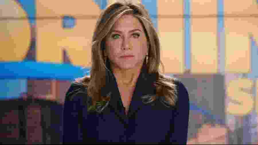 """Jennifer Aniston em """"The Morning Show"""", série original do Apple TV+ - Reprodução"""