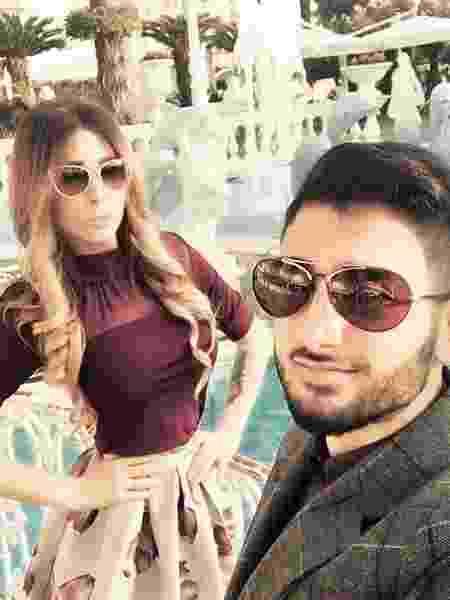 Daniela e o parceiro Illario - Instagram/Reprodução - Instagram/Reprodução