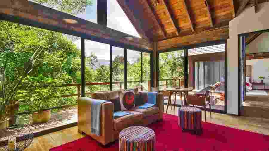 O Botanique Hotel & Spa fica nas montanhas da Mantiqueira, em Campos do Jordão - Divulgação