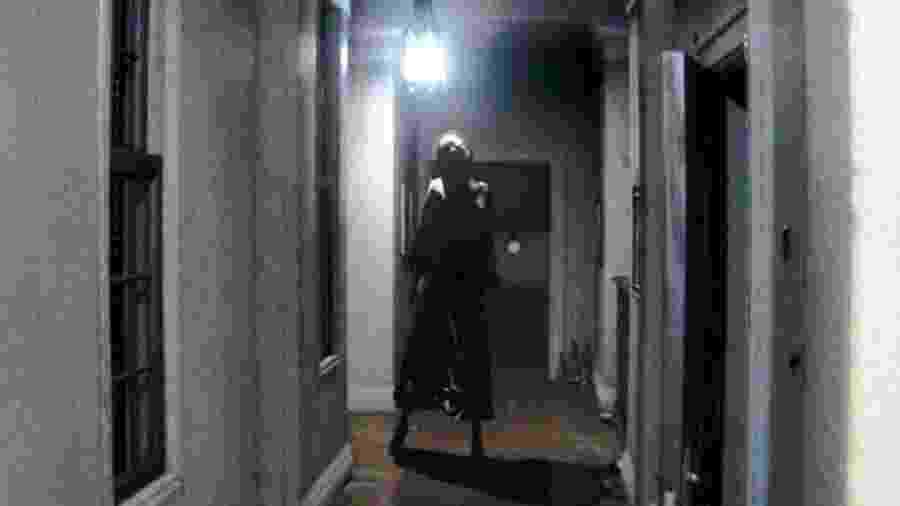 """O """"Playable Teaser"""" acontecia em uma casa amaldiçoada: terror e puzzle se encontravam - Reprodução"""