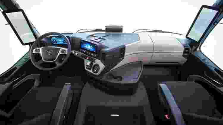 Mercedes-Benz Actros 2020 - Divulgação - Divulgação