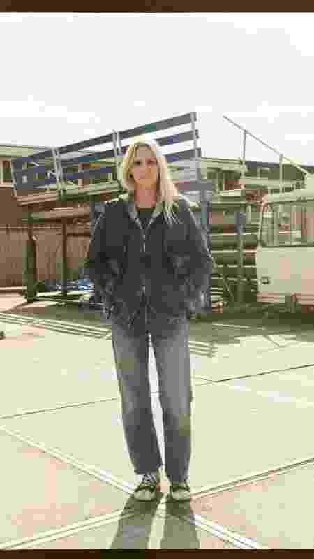Amy Leverton, criadora da publicação Denim Dudes - John Turner/Reprodução/Denim dudees - John Turner/Reprodução/Denim dudees